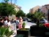 Kreetan Plataniaksessa on aurinkoista rantaelämää