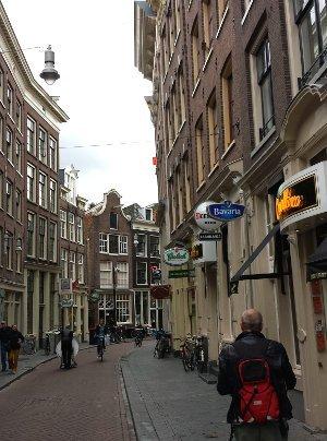 Amsterdamin pikkukadut