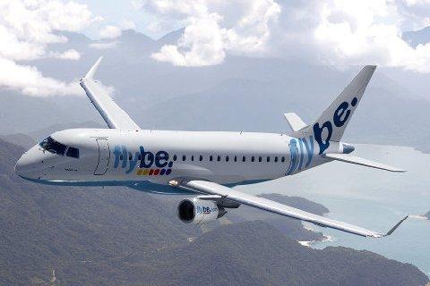 Flybe Embraer E175