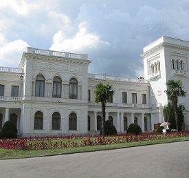 Livadian palatsi Tiloksella