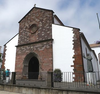 Tuomiokirkko Sé Funchalissa
