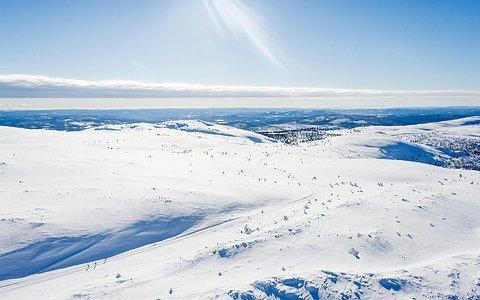 Norjan Trsyil (kuva: Skistar Trysil / Flickr)